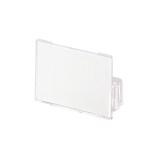 友屋 リクライニングカードホルダー DC-G3│展示・ディスプレイ用品 カード立て・POPスタンド