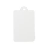 友屋 提札 NO.112 08918 100枚入│展示・ディスプレイ用品 プライスカード・値札
