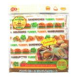 ハンバーガー&サンドイッチシート P−3094