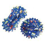 乗物 抗菌お弁当カップ 丸・小判セット P−3261