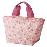 トルネ 保冷弁当袋トート型 桜 P−3356