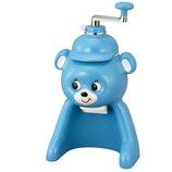 タイガー 氷削り器 きょろちゃん ABF−F100AK ブルー