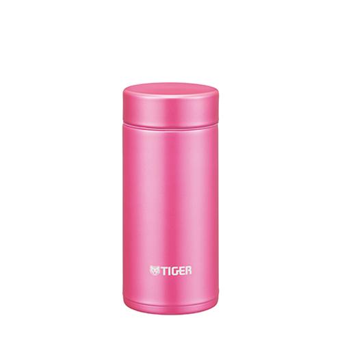 タイガー魔法瓶(TIGER) ステンレスミニボトル(サハラマグ) MMP-J020 パウダーピンク 0.2L