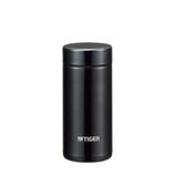 タイガー魔法瓶(TIGER) ステンレスミニボトル(サハラマグ) MMP-J020 パウダーブラック 0.2L
