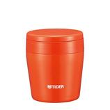タイガー魔法瓶(TIGER) ステンレスカップ(スープカップ) MCL-B025 チリレッド 0.25L