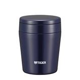 タイガー魔法瓶(TIGER) ステンレスカップ(スープカップ) MCL-B030 インディゴブルー 0.3L
