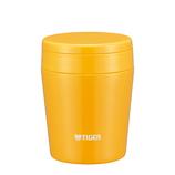 タイガー魔法瓶(TIGER) ステンレスカップ(スープカップ) MCL-B030 サフランイエロー 0.3L