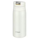 タイガー魔法瓶(TIGER) ステンレスミニボトル サハラマグ 350mL MCX-A352WR シェルホワイト│水筒・魔法瓶 水筒