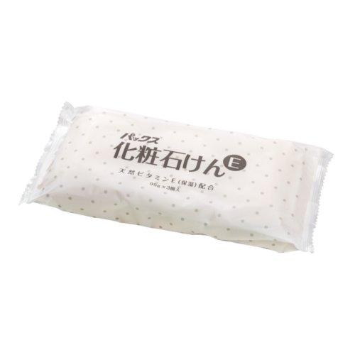 太陽油脂 パックス化粧石けんE 95g×3コ