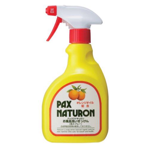 太陽油脂 パックス ナチュロン 風呂洗い 500ml泡スプレ