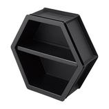 天馬 モアプラス Mサイズ ブラック│収納・クローゼット用品 仕切り板