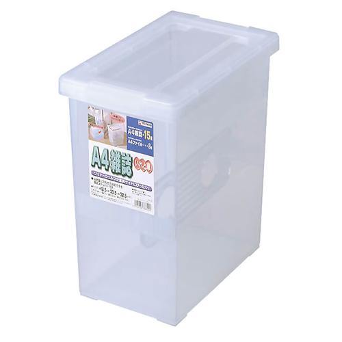 いれと庫 A4雑誌用│収納・クローゼット用品 収納ボックス