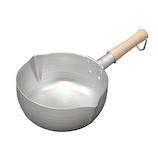 谷口金属工業 和の職人 ゆきひら鍋 2.4L│鍋 片手鍋