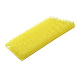 ティディ(tidy) プラタワ フォーバス JT-CL665512 イエロー│浴室・風呂掃除グッズ 風呂用スポンジ・ブラシ