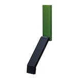 ティディ(tidy) ドアストップ OT-665-800 グリーン│ドア・扉用品 ドアストッパー・戸当たり