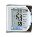 タニタ デジタル血圧計 手首式 BP210 パールホワイト(医療機器)