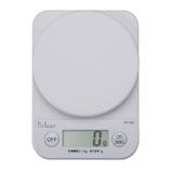 【お買い得】 タニタ デジタルクッキングスケール ホワイト KF-100WH│タイマー・計量器 キッチンスケール