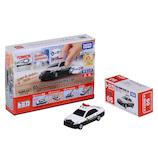 タカラトミー トミカ4D 05トヨタ クラウン パトロールカー