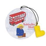 パディントンベア ペーパーエアフレッシュナー ロンドンバス
