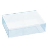 蝶プラ デスコケース(フタ付) BS-1│収納・クローゼット用品 プラスチックケース・ボックス