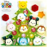 【クリスマス】 ディズニーウィンドウポップ ツムツム(TSUMTSUM)