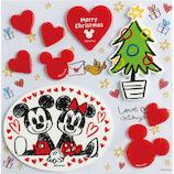 【クリスマス】 ディズニーウィンドウポップ ラブラブミッキー&ミニー フレンドリー