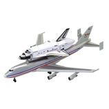 アオシマ 4Dパズル 1/450 スペースシャトル&747