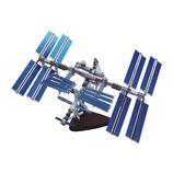 アオシマ4Dパズル 国際宇宙ステーション&スペースシャトル