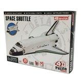 アオシマ 4Dパズル スペースシャトル