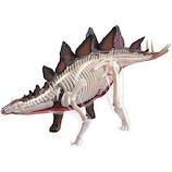 青島文化教材社 4D VISION 立体パズル 解剖モデル No.25 ステゴサウルス