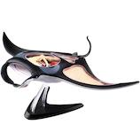 青島文化教材社 4D VISION 立体パズル 解剖モデル No.30 マンタ