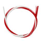 大直 水引パック 染分 赤白│折り紙・和紙工芸 和紙