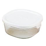 イワキ パック&レンジ ミニ 450mL N3240‐W ホワイト│保存容器