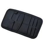 セイワ サンバイザーポケット プレミアム WA62 ブラック│カー・バイク用品