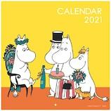 【2021年版・壁掛】学研ステイフル ムーミン スクエアカレンダー CM12097 CM12097
