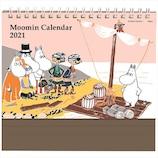 【2021年版・卓上】学研ステイフル ムーミン リング卓上カレンダー DM10091