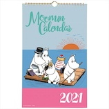 【2021年版・壁掛】学研ステイフル ムーミン 原画カレンダー M11085
