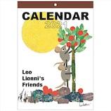 【2021年版・壁掛】学研ステイフル レオ・レオニ カレンダー AM13084