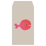 学研ステイフル 五味太郎 ポチ袋 ED02582│のし・色紙 ポチ袋