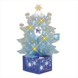 【クリスマス】 学研 クリスマスクリスタルミュージック X15802