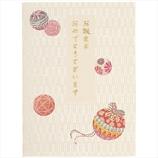 学研 BD和風エンボスカード B36093