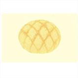 学研 パンネームカード E20144 メロンパン