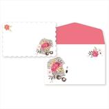 学研 LOU封筒付ネームカード E28156 雑貨