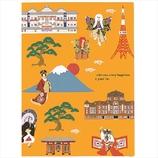 学研 EDレーザーポップカード E48024 歌舞伎