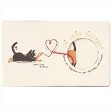 学研 BD糸カード B30402 ネコ