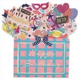 学研 BDスタンドカード B38254 ケーキ
