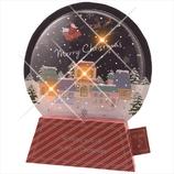 【クリスマス】学研 スノードームミュージック X14804 サンタ