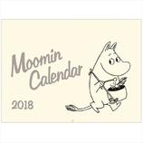 【2018年版・壁掛】 学研 ムーミンウォールカレンダー M16095 ムーミン
