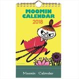【2018年版・卓上】 学研 ムーミン原画卓上カレンダー AM08096 リトルミイ