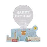 学研 BDアクリルミュージックカード B13825 気球